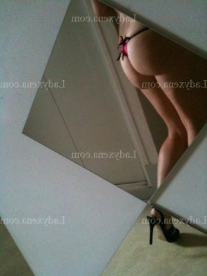 Tamlyn fille libertine escort girl