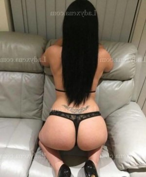 Joanna fille libertine escort girl